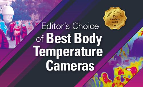 Best body temperature detection cameras