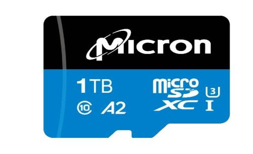 World's first 1TB industrial-grade microSD card eliminates network video recorder