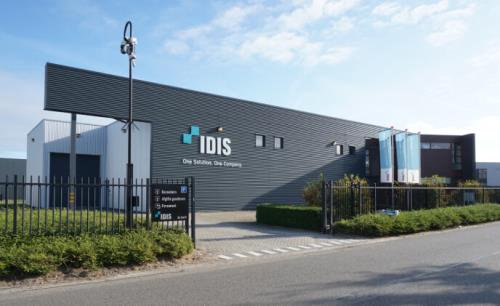 New IDIS European distribution centre to provide next day services