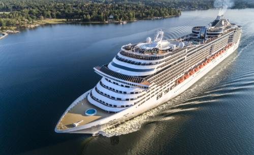 Cruise line secures ship-shape key management with Traka