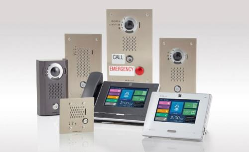 Aiphone introduces the IX Series 2 P2P video intercoms