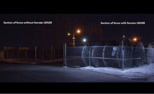 Senstar LM100 helping US electrical utility company simplify security
