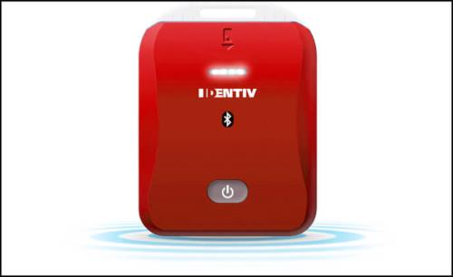 Identiv launchs Bluetooth Smart Card Reader for mobility