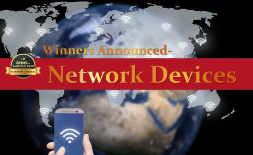 Popular Network Devices Win the 2018 Buyers' Choice Awards
