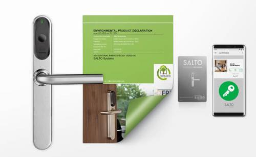 SALTO Systems achieves Environmental Product Declaration (EPD)