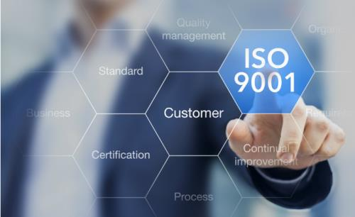 ISO 9001:2015 certificate provides PACOM with a competitive edge