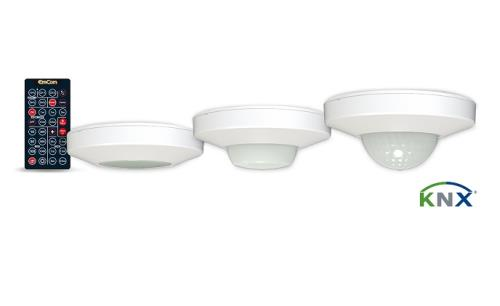 EmCom launches KNX Presence Detectors with lighting automation ability