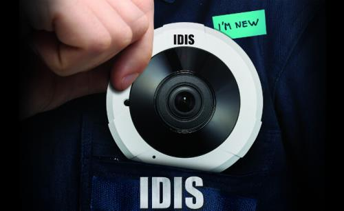 IDIS introduces new Super Fisheye 5MP IR Compact