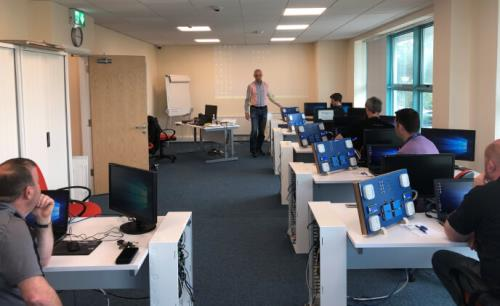 New Johnson Controls showroom and training facility opens in Ireland