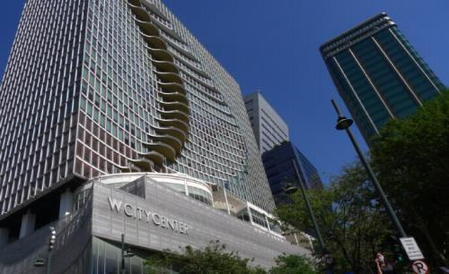 Citibank Plaza and W City Center in Manila apply Bosch solutions