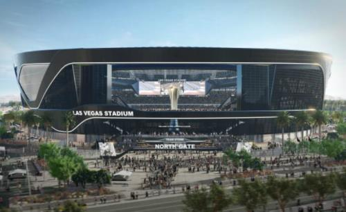 Johnson Controls to provide life-safety solutions for Las Vegas Stadium