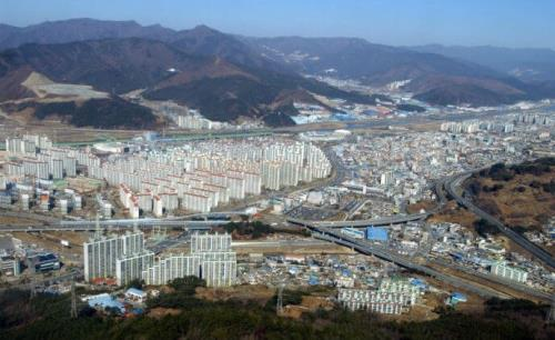 Axxon Next provides security for residents in Yangsan, South Korea