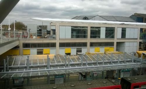 Assa Abloy Used For Uk Crossrail Custom House Station