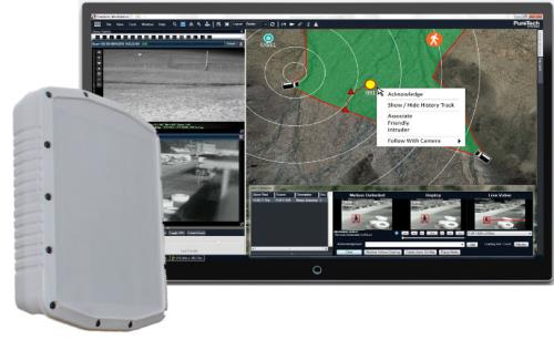 PureTech Systems integrates PureActiv with SpotterRF Radar