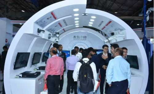 Hikvision evangelizes AI and security innovations in Secutech India Expo