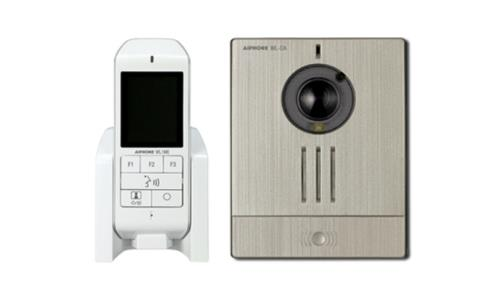 Aiphone launches wireless video doorbell with DECT technology