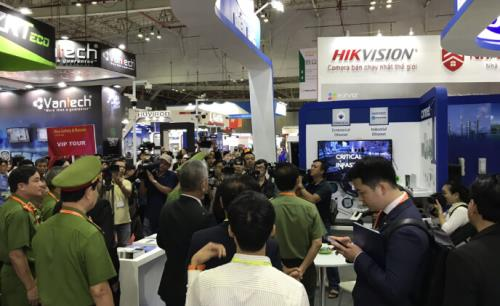 Secutech Vietnam opens with sharp focus on smart buildings and factory