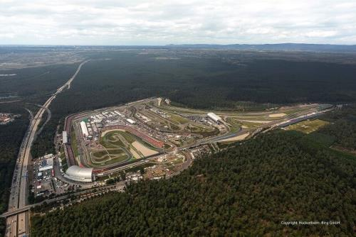 Bosch IP video solution for outstanding security at German race track