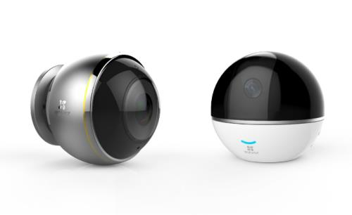 EZVIZ launches ez360 Pano and C6T smart cameras with IFTTT integration