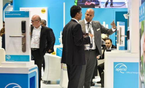 ASSA ABLOY'S real-time access control and live 3rd-party integrations at Intersec