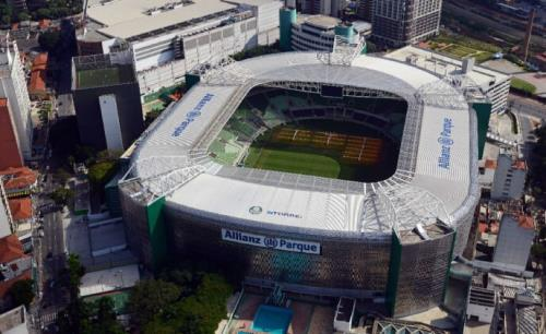 Dahua secures Allianz Parque with AI-powered security solution