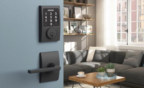 Schlage teams up with Amazon to enhance smart living