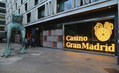 IP video delivers improved security at Casino Gran Madrid Colón