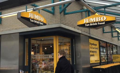 Panasonic helps to make Jumbo stores safer
