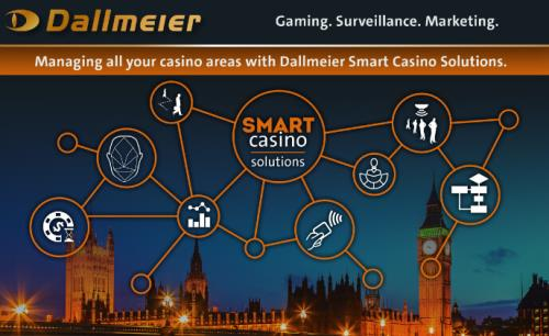 Dallmeier Smart Casino Solutions optimize casino operations