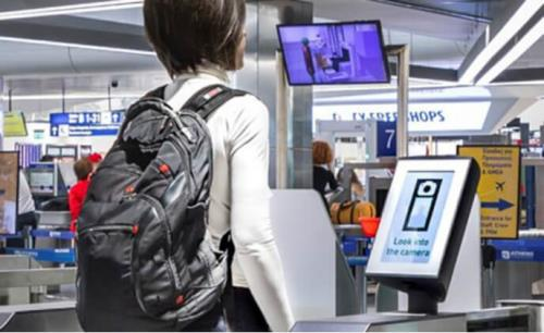 Passengers at Athens Airport can use their faces as their boarding pass