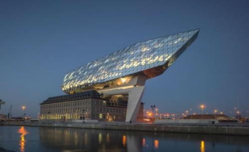 Antwerp Harbour Authority expands Nedap access control to Havenhuis