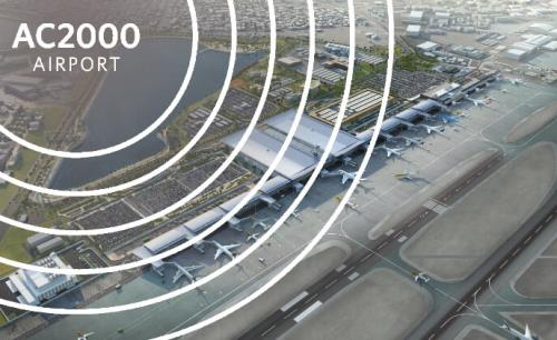 Bahrain International Airport secured by Johnson Controls' CEM Systems
