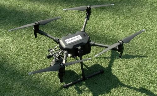 Public safety drone initiative launched for San Diego UAS program