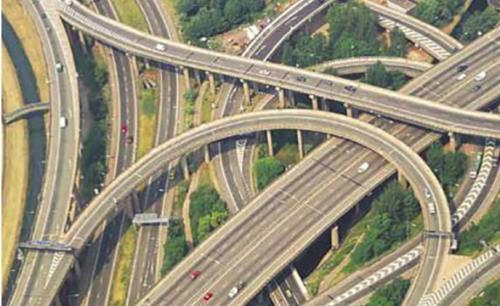 AMG develops a new network coping with traffic flows for UK Highways Agency