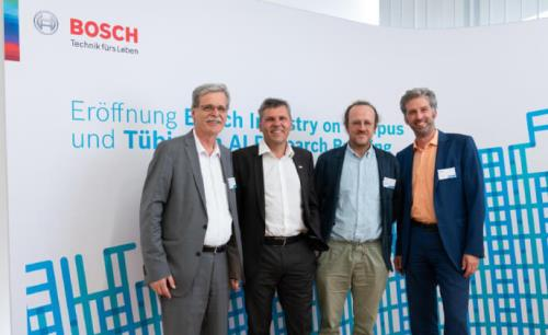 Artificial intelligence: Bosch to expand involvement in Cyber Valley