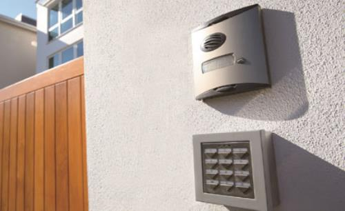 Residential video doorphone goes IP and wireless