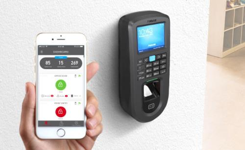 Anviz launches next-generation cloud access control solution