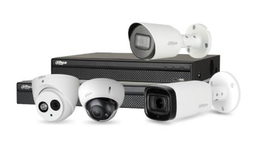 Dahua Technology launches new series to support AT & AF PoC cameras