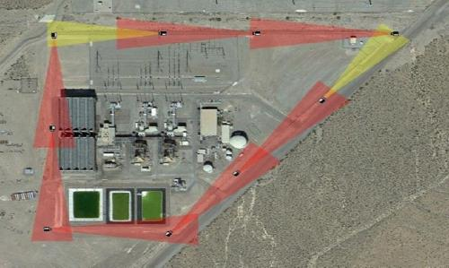 PureTech uses video analytics solution to secure substation