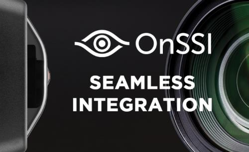 OnSSI Ocularis VMS seamlessly integrates with Oncam cameras