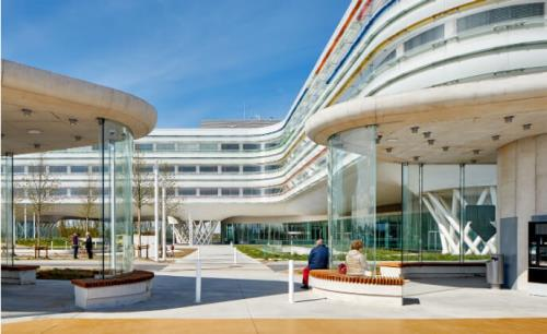 Nedap equips Belgian medical center with automatic vehicle recognition