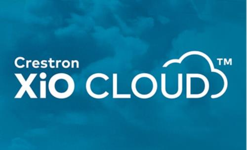 Crestron debuts XiO Cloud IoT-based provisioning and management solution