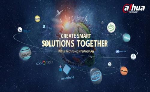 Dahua Technology to create smart solutions together