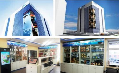 Anviz access control system for one of the largest bank in Mongolia