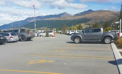 Queenstown International Airport just got a lot smarter about parking