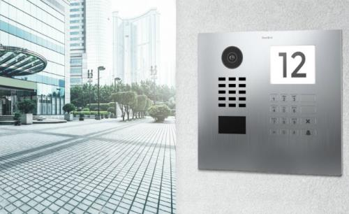 DoorBird intercoms convert residence into smart homes