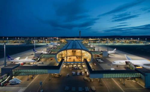 Avinor Oslo airport expands its Qognify security solution with Situator