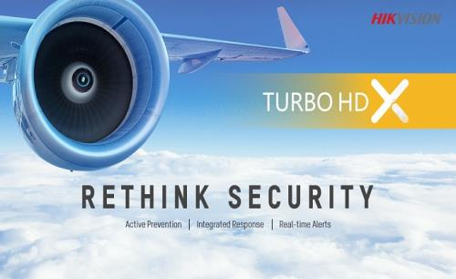 Hikvision launches new Turbo HD X security solutions