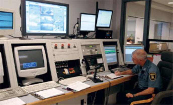 Bringing Security up to Par at International Ports