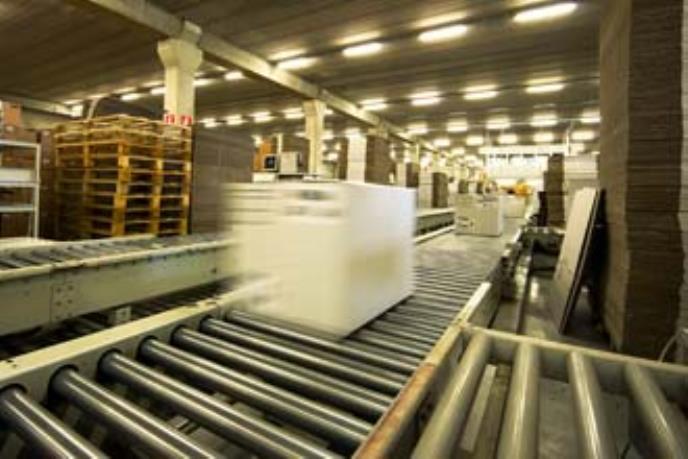 Infinova Fiber Optics Optimizes Chinese Distribution Center VideoTransmission